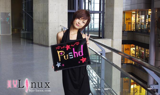 pushd